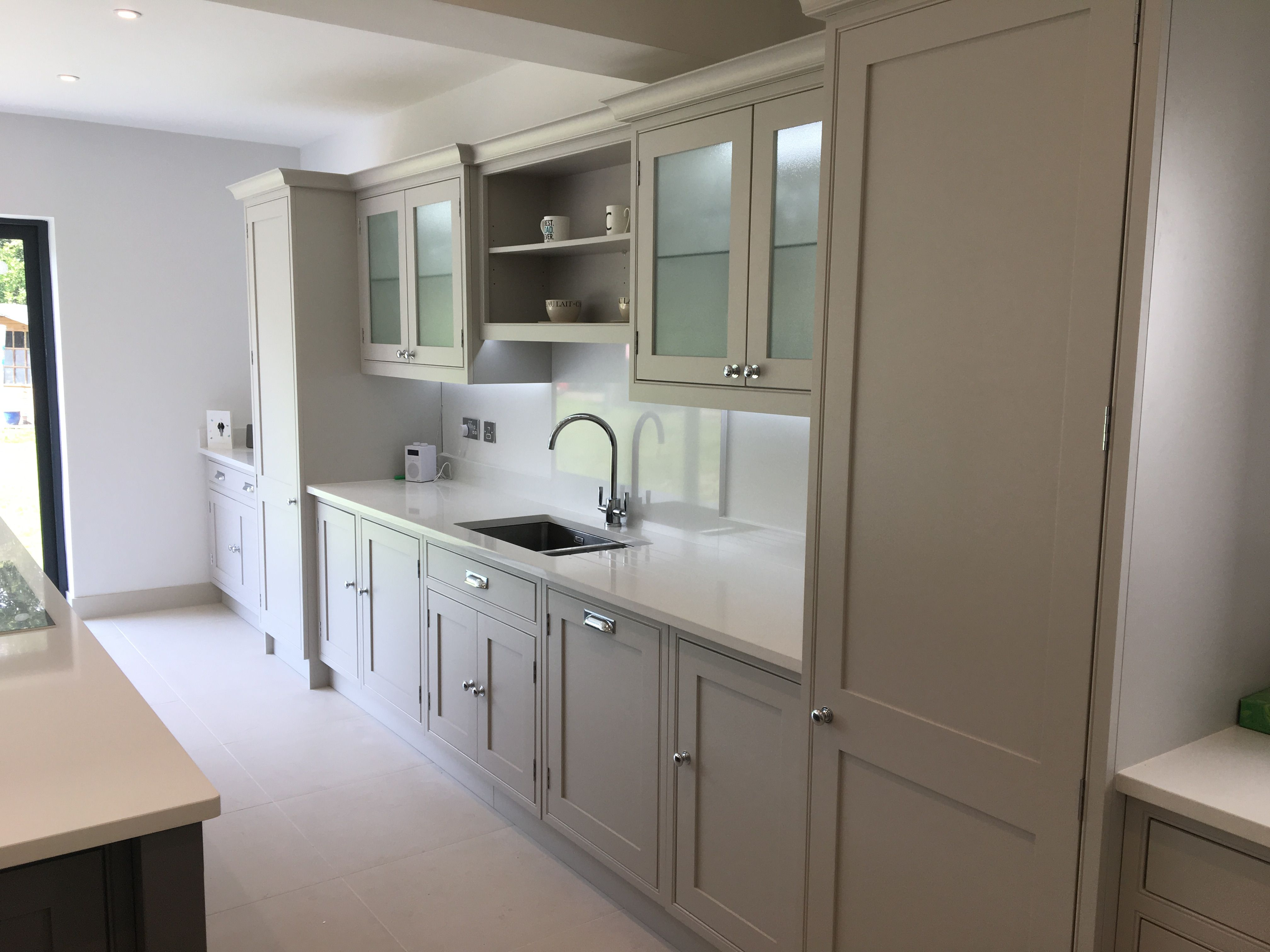 Best Cornforth White Kitchen Cornforth White Kitchen 400 x 300