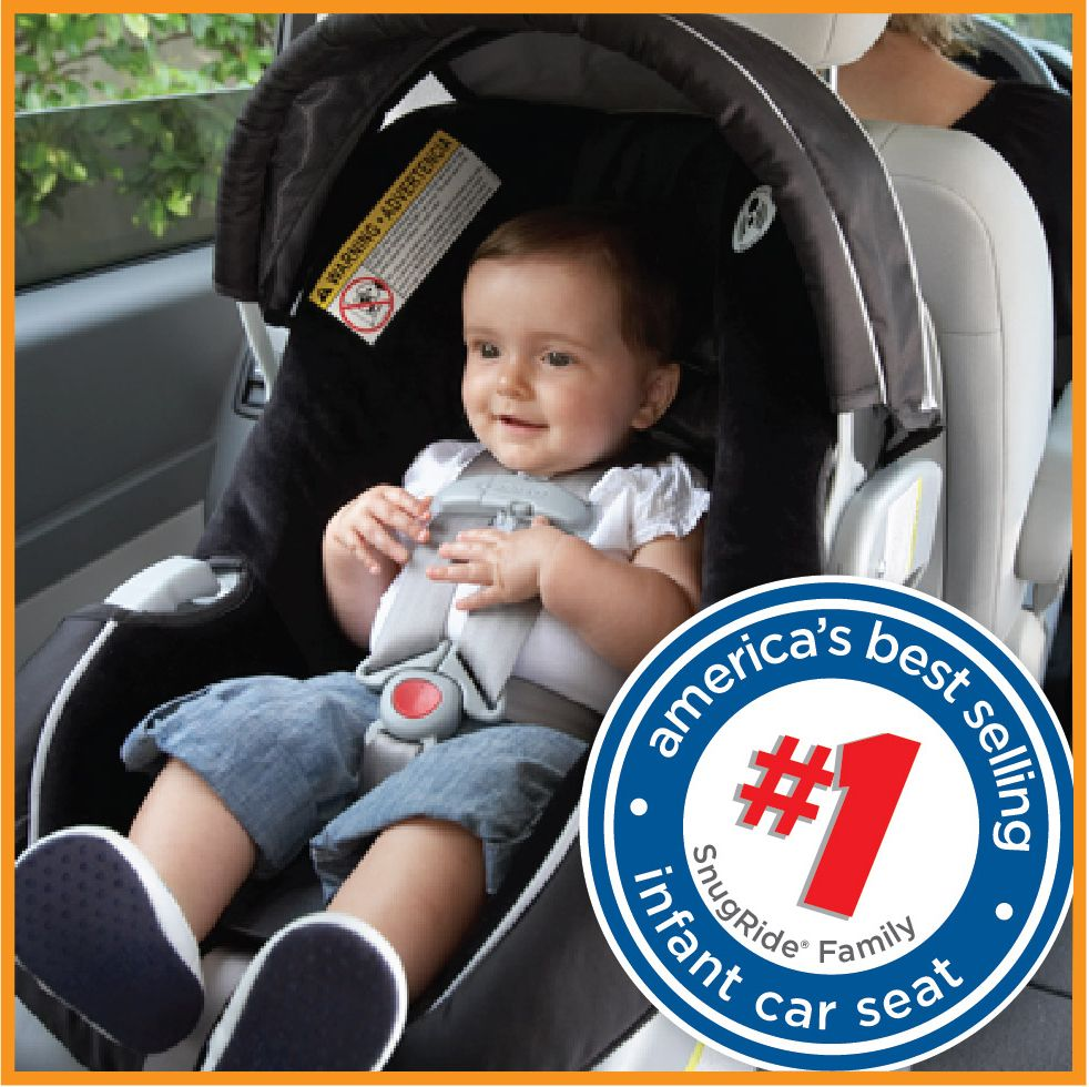 The LATCH-equipped Graco® SnugRide® 30 helps keep babies—from 4 to ...