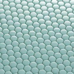 Mosaici per pareti-Hexagon Mosaic-EX.T