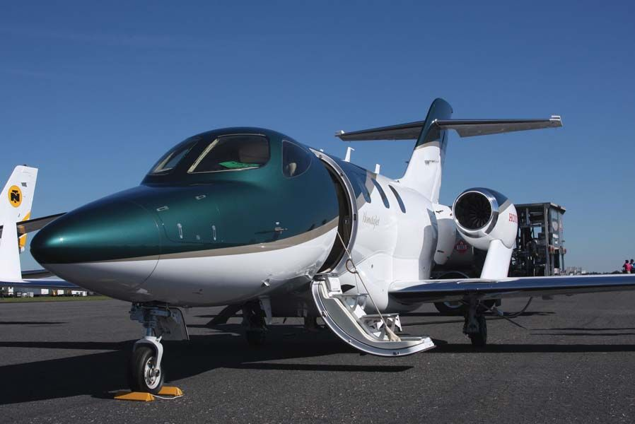 Honda hondajet for sale for Honda private jet