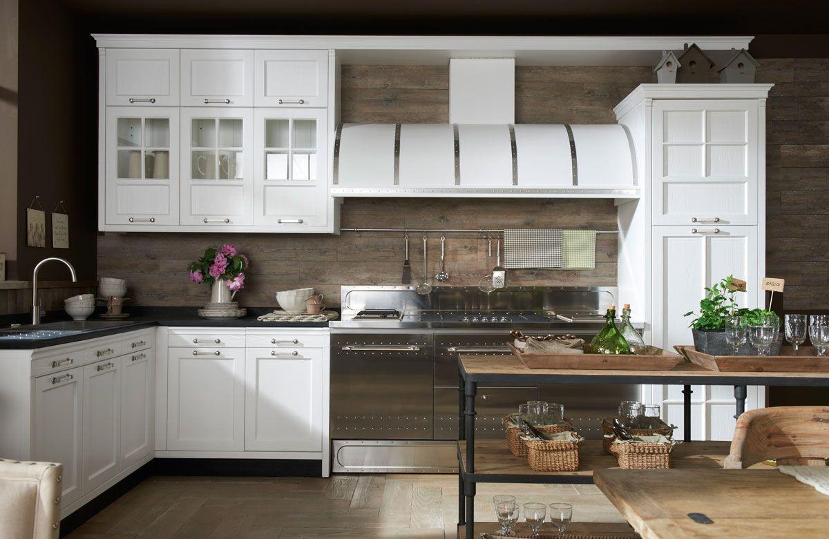 Marchi Group – Kitchen Kreola, Vintage Style Kitchen – Modern ...