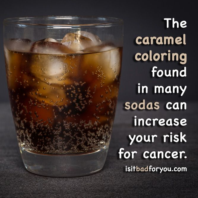 Caramel color is a food coloring found in a wide range of products ...