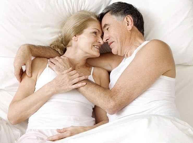 older women making love