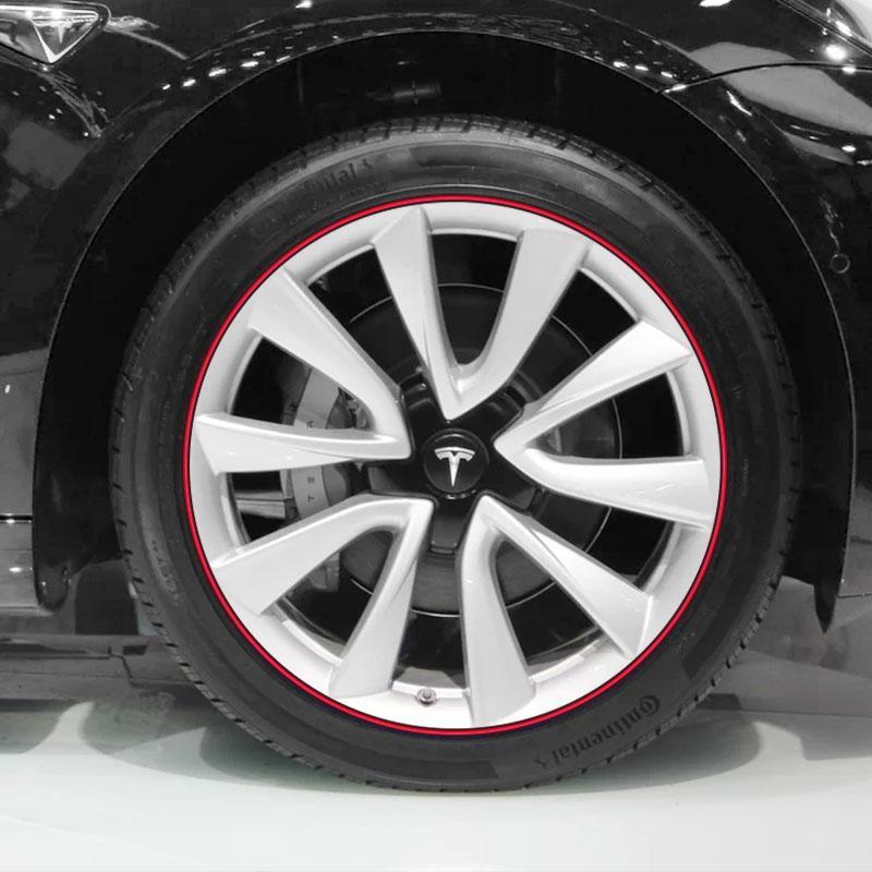 Tesla Model 3 Rim Protector Wheel Protectors Rimsavers Rim ...