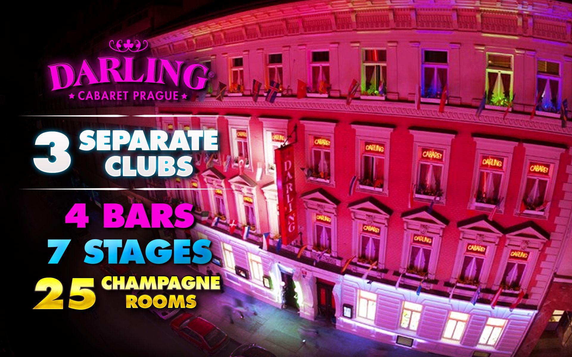 Cabaret prag darling Darling Cabaret