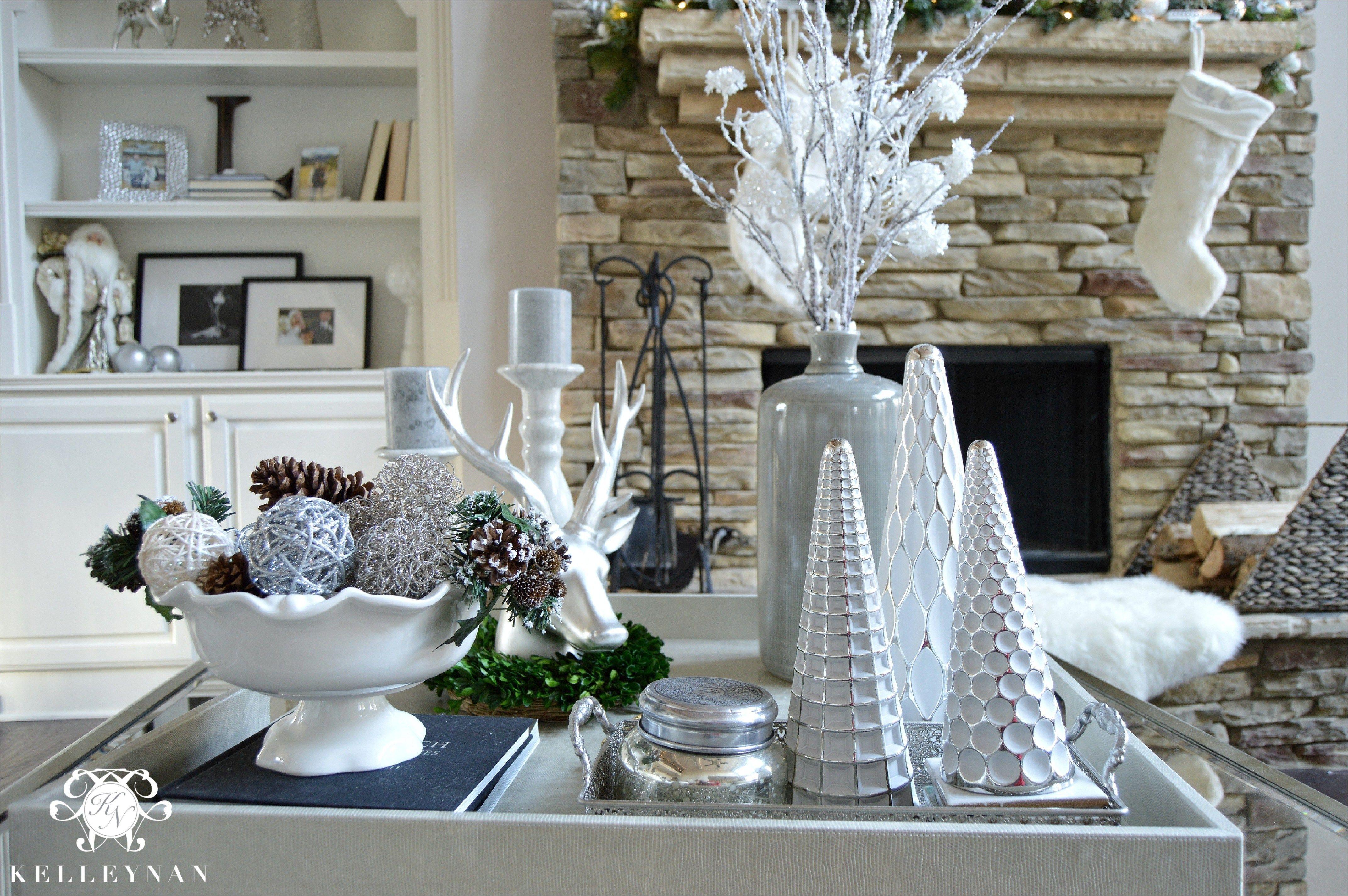 Coffee Table Christmas Decorations 19 Christmas Coffee Table Decor Christmas Table Decorations Christmas Home