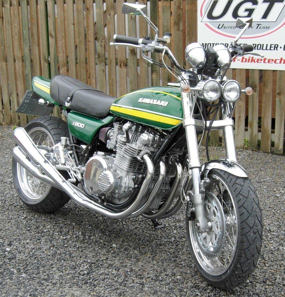Z 900 RF BikeTech