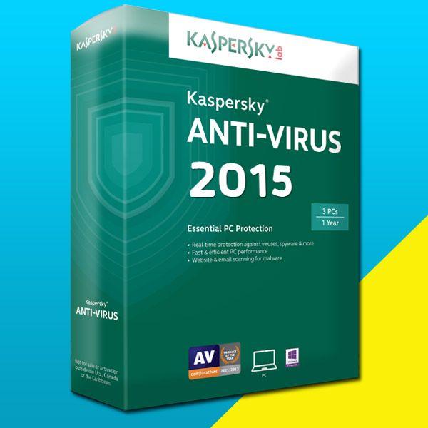 Kaspersky Antivirus 2015 Activation codes, Crack, Key Latest