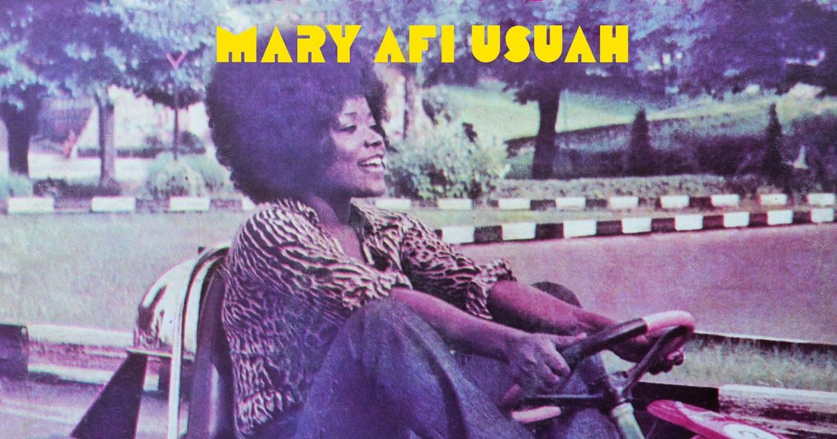 From Nigeria Mary Afi Usuah African Woman   bitly/2g1xOOe