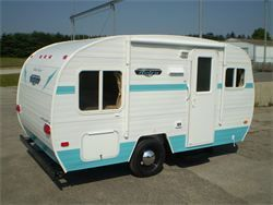 Retro Looking New Campers