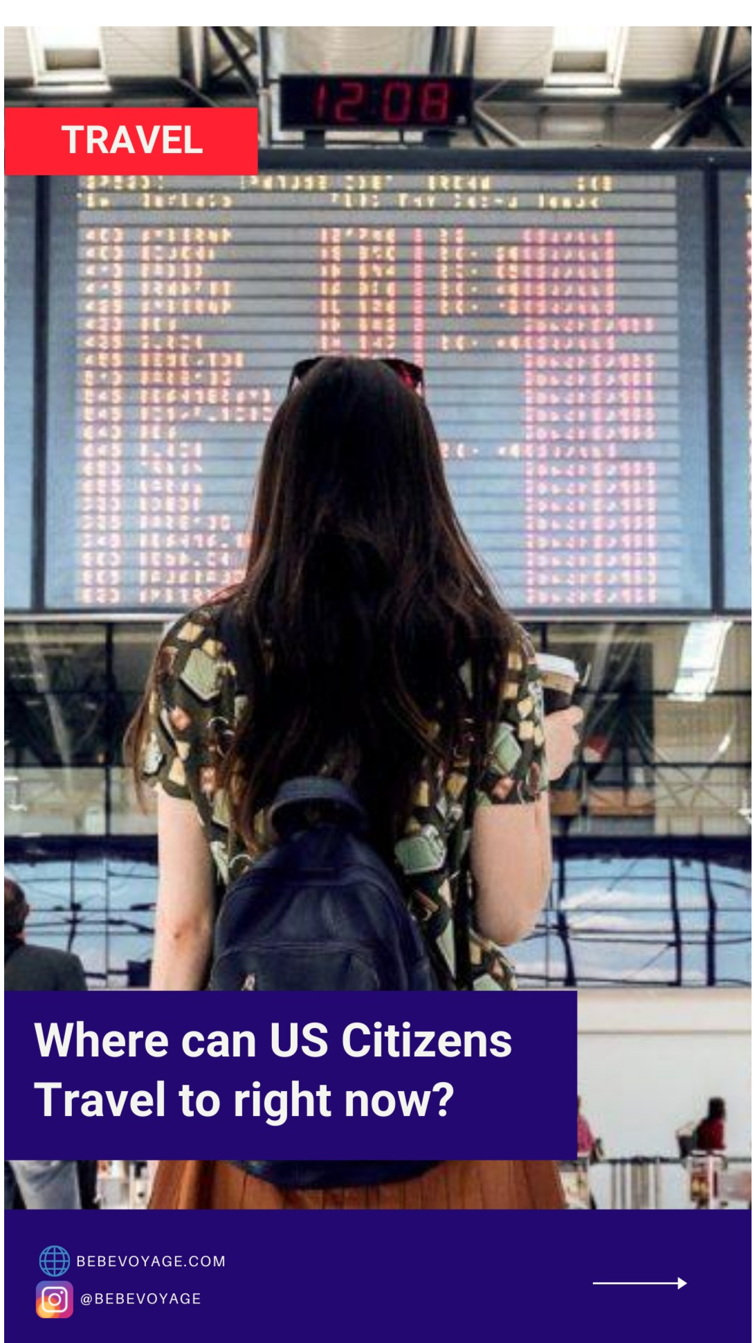 Where Can Us Citizens Travel To Right Now An Immersive Guide By Bebe Voyage Travel Community