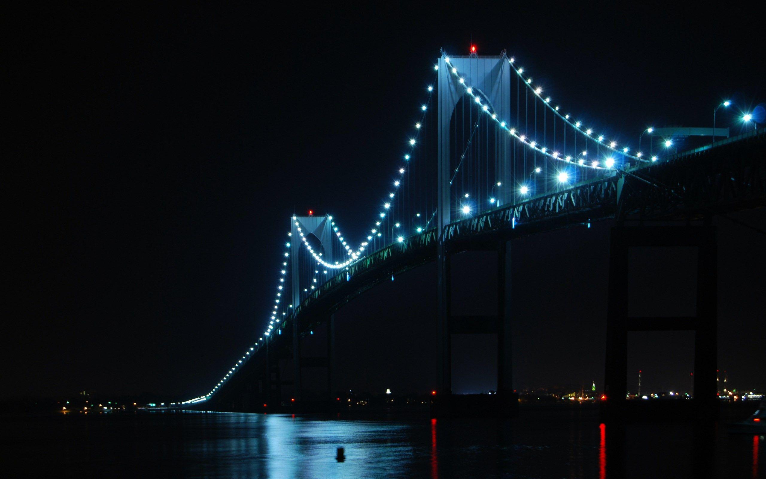Bridge Full Hd Background 2560x1600 Macbook Pro