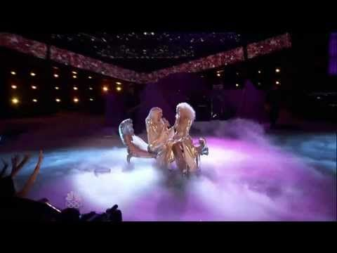 "▶ Lady Gaga & Christina Aguilera ""Do What U Want"" HD (The Voice Finale 2013/12/07) - YouTube"