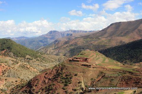 High Atlas Mountain tour, Morocco