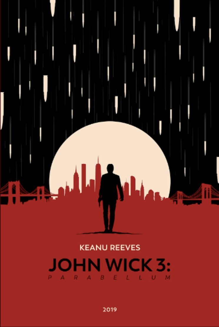 John Wick Chapter 3 Parabellum Is Already Kicking Up Some Awesome
