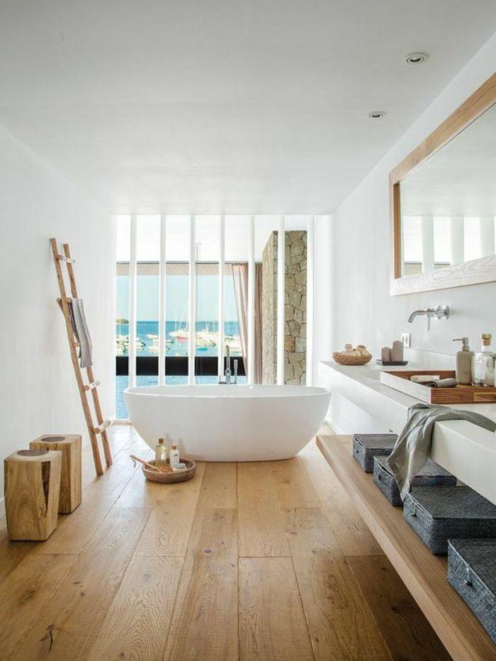 ▷ 1001 idées pour créer une salle de bain nature