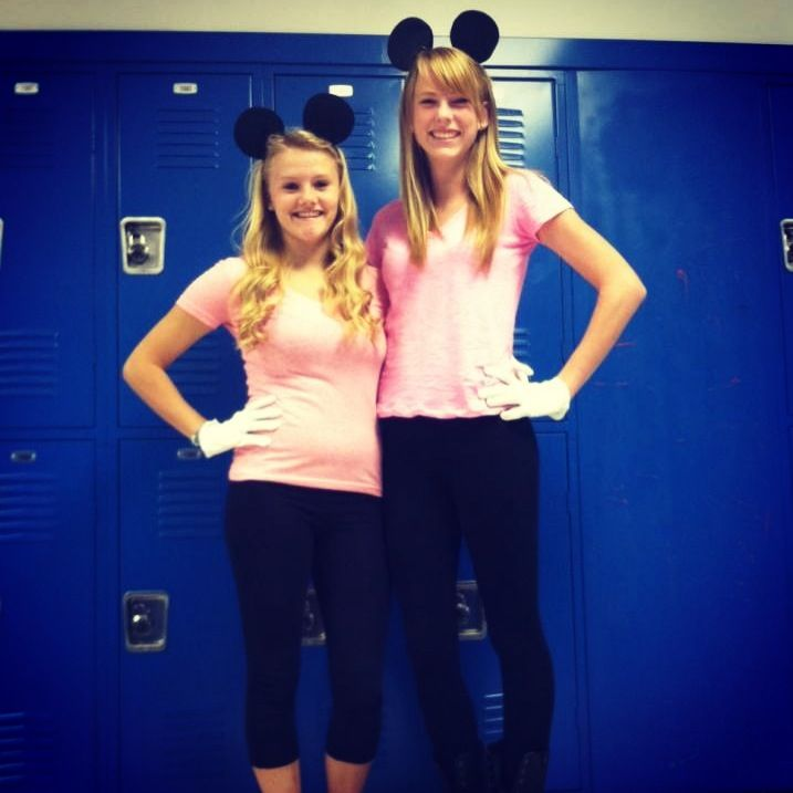 Thursday was character day so me and ash decided to. DIY Twin day idea   Twin day   Pinterest   Twin  Twin day and Ideas
