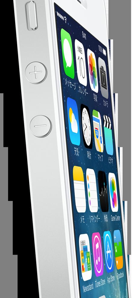 アップル - iPhone 5s White