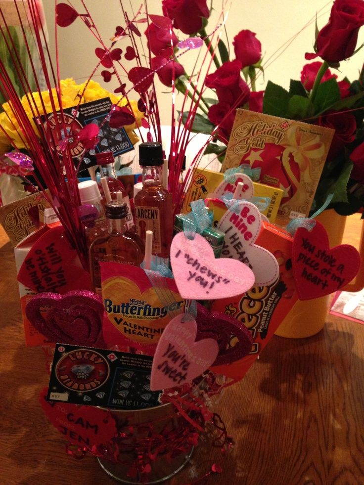 20 Valentines Day Ideas for him Man bouquet, Cards and Craft - valentines day gifts