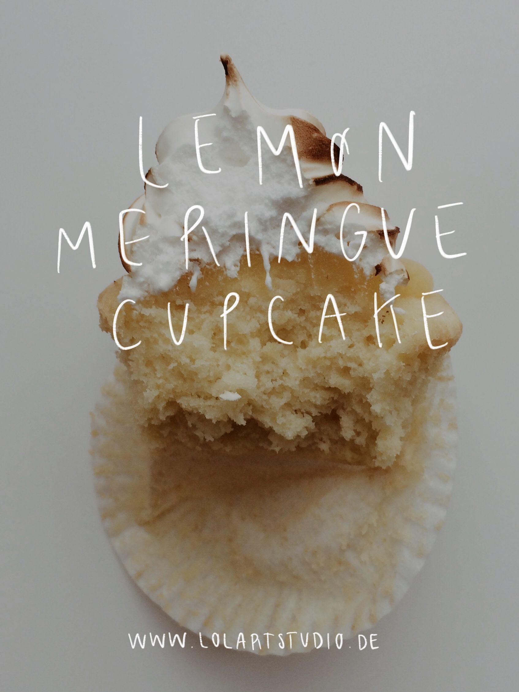 lemon meringue cake kochen und