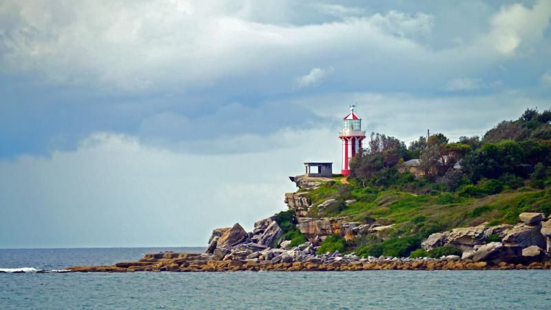 Photo of the day by @MicV_Pic. Hornby Lighthouse - Watsons Bay, Australia Upload your photos; http://www.earth-pics.com/