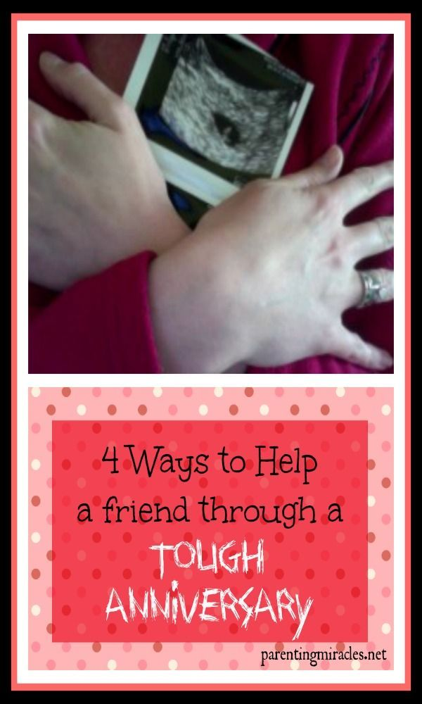 How to help a friend through a miscarriage