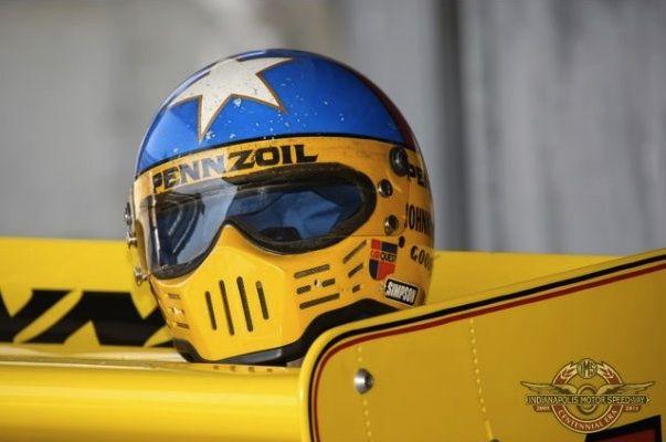 Simpson Bandit Helmet Motorsports University Indy Cars