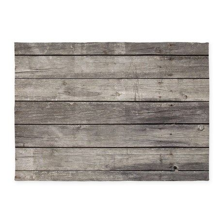 Old Wood Planks 5 X7 Area Rug By Wickeddesigns1 Cafepress Old Wood Wood Planks Wood