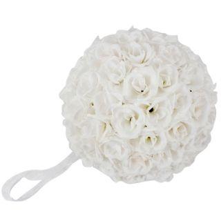 New 9.84 inch Wedding Decor Romantic Super Flower Kissing Ball ...