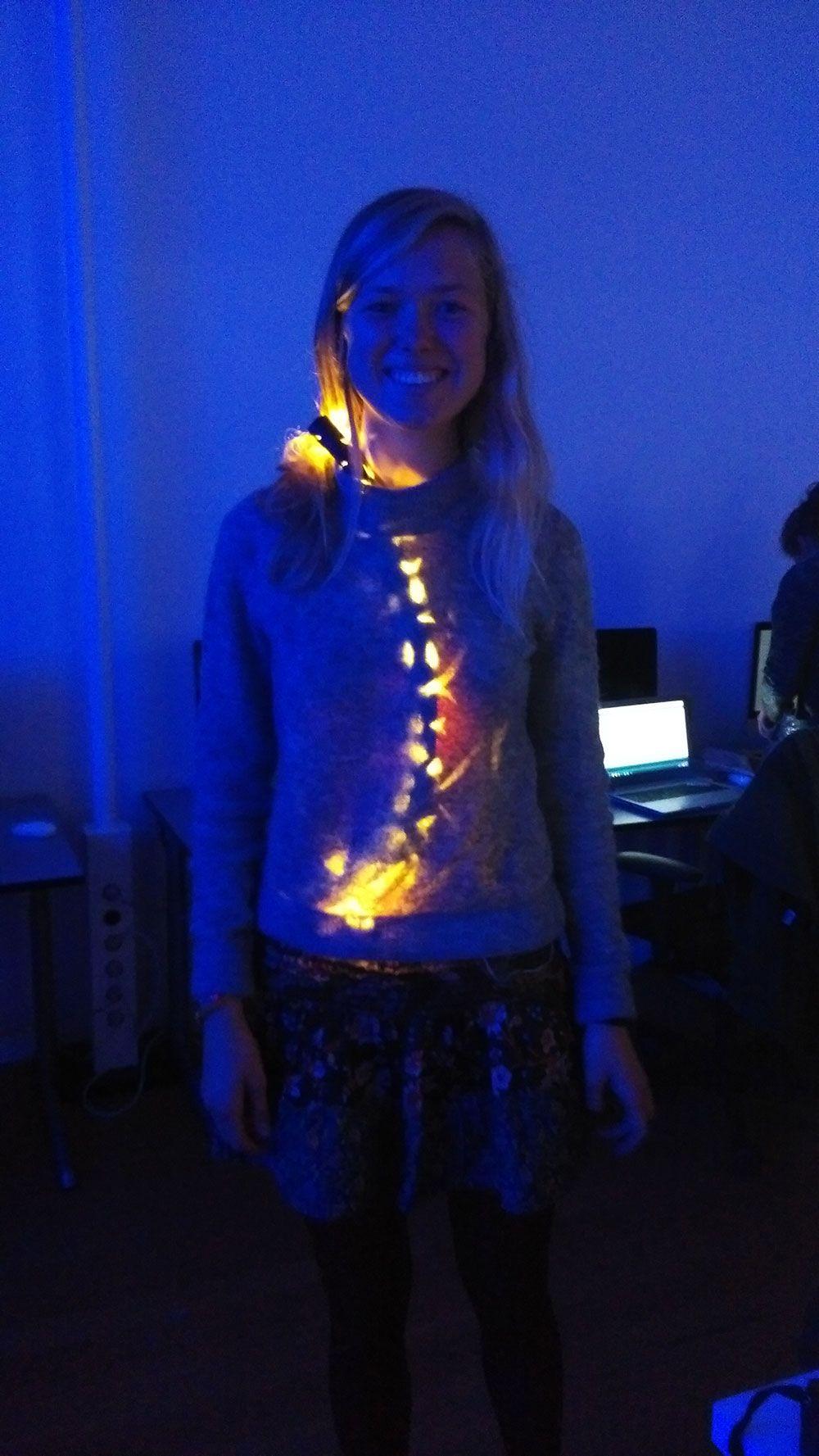 LIGHT MATERIAL EXPERIMENTS - Siri Wirtensohn