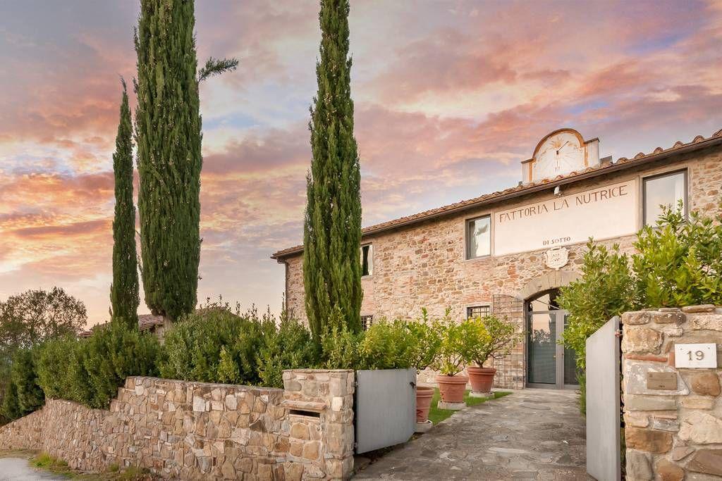 Entire Home Apt In Bagno A Ripoli Italy Fattoria La Nutrice