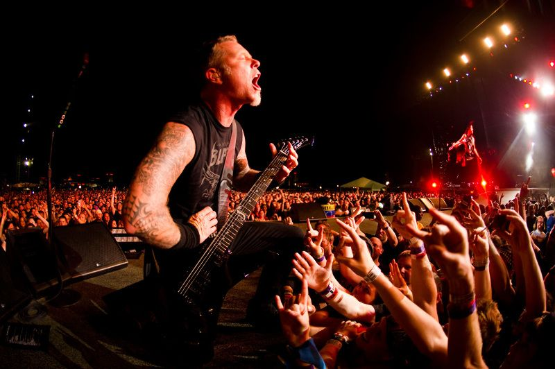 2012: The First Orion - Metallica