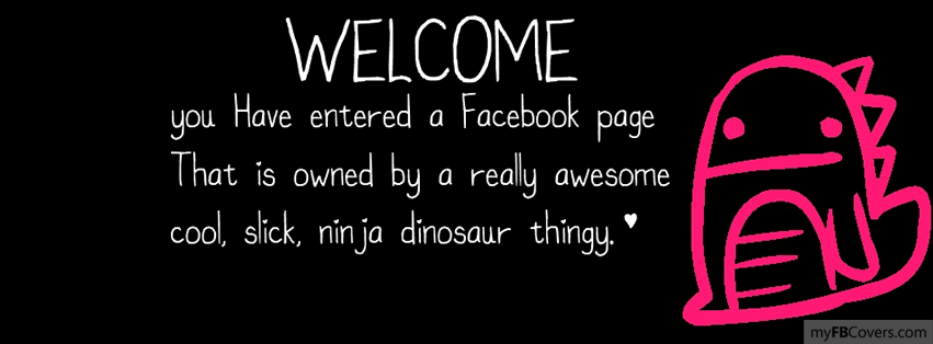 Cute Sayings For Facebook Tags Quotes Sayings Cute Welcome Myfbcovers Com Is The Original Funny Facebook Cover Facebook Cover Facebook Cover Photos