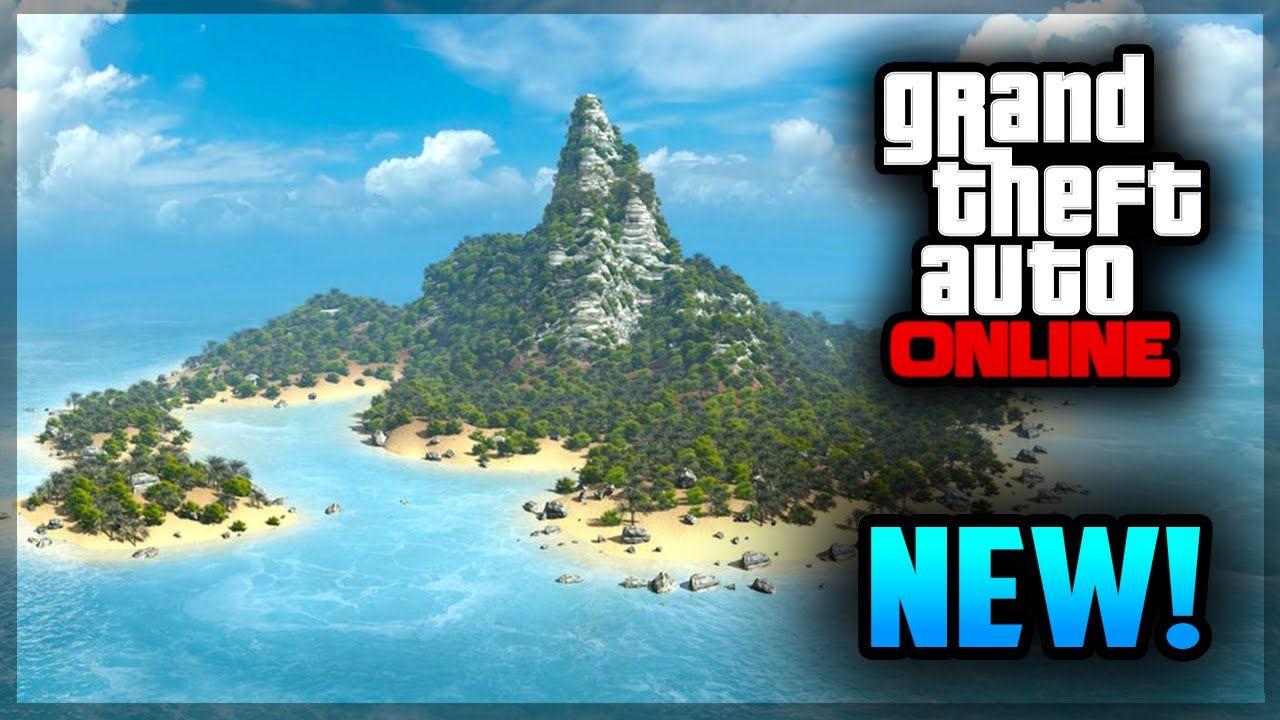 Gta 5 Paradise Island Future Island Dlc Gta 5 Ps4 Gameplay Future Islands Ps4 Gameplay Paradise Island