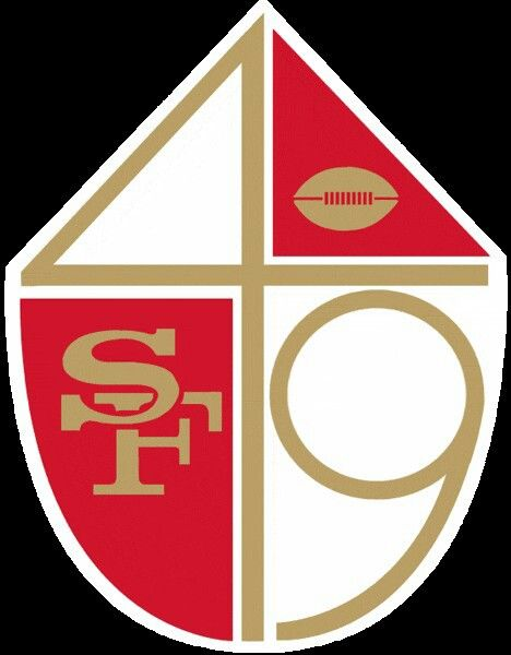 old 49ers logo tattoo ideas pinterest san francisco 49ers nfl