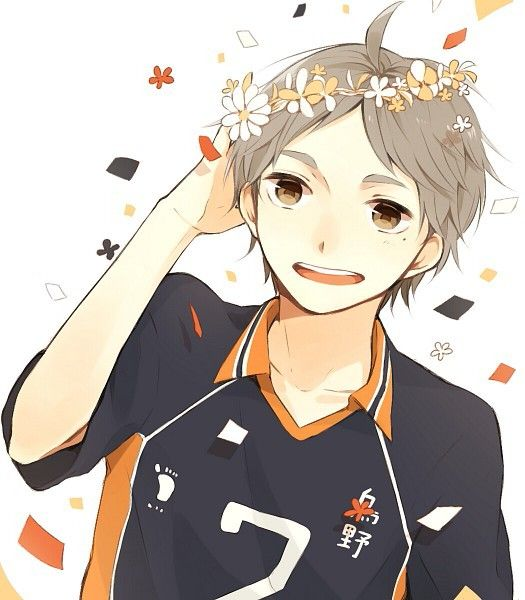 Haikyuu!! - Sugawara❤