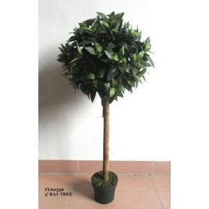 Artificial Plants 0.9M Artificial Bay Tree Potted Artificial Bay Tree