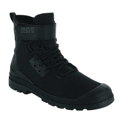 e6054425e51 Palladium Pampa Hi Lite+ CB Boot - Black/Dusty Olive Neoprene Boots ...