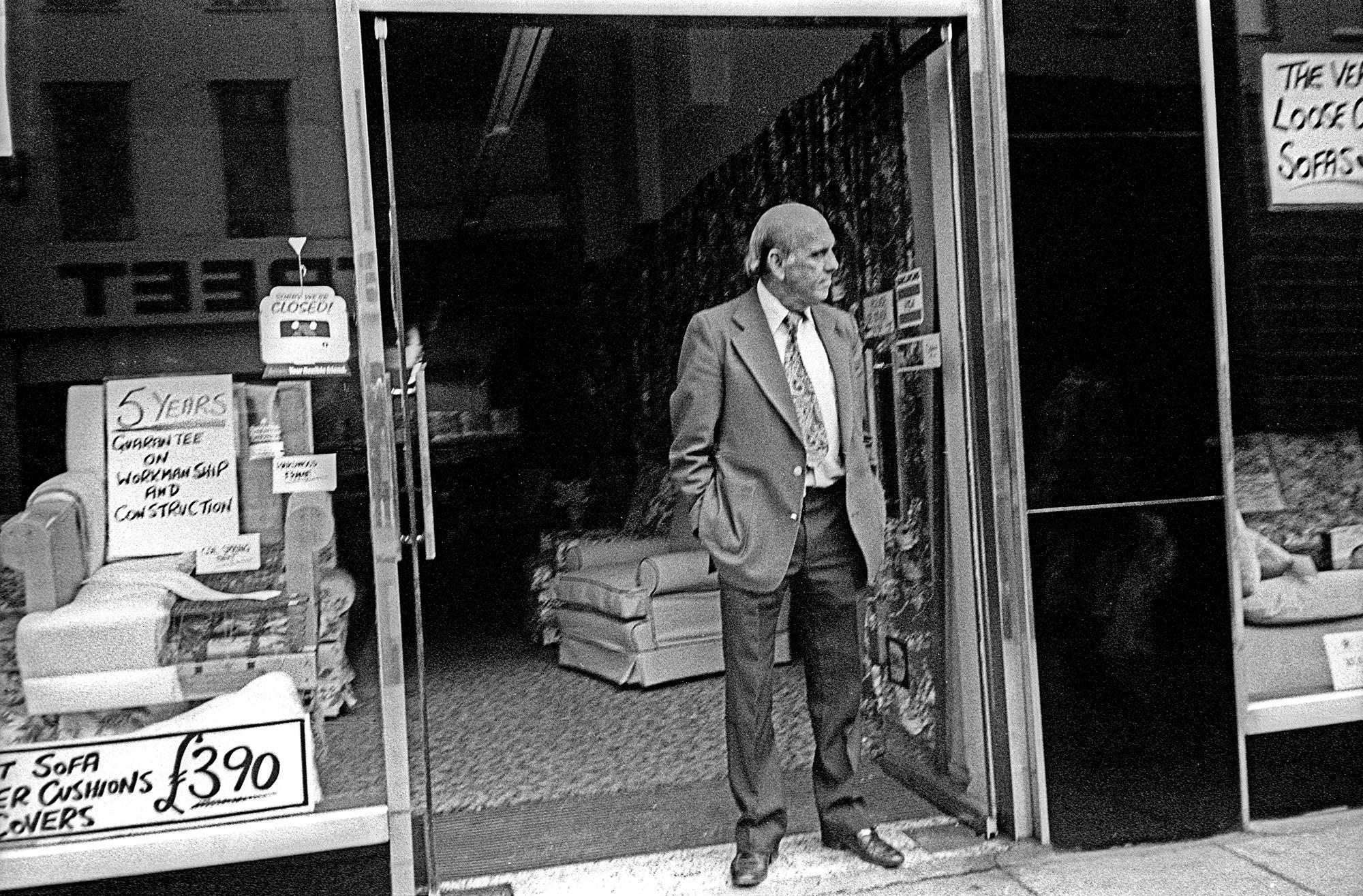 Kingsland High Street 1983
