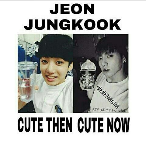 7df5fab3a8db2a44adf731d406583b9d cute then cute now and cute forever jungkook pinterest bts