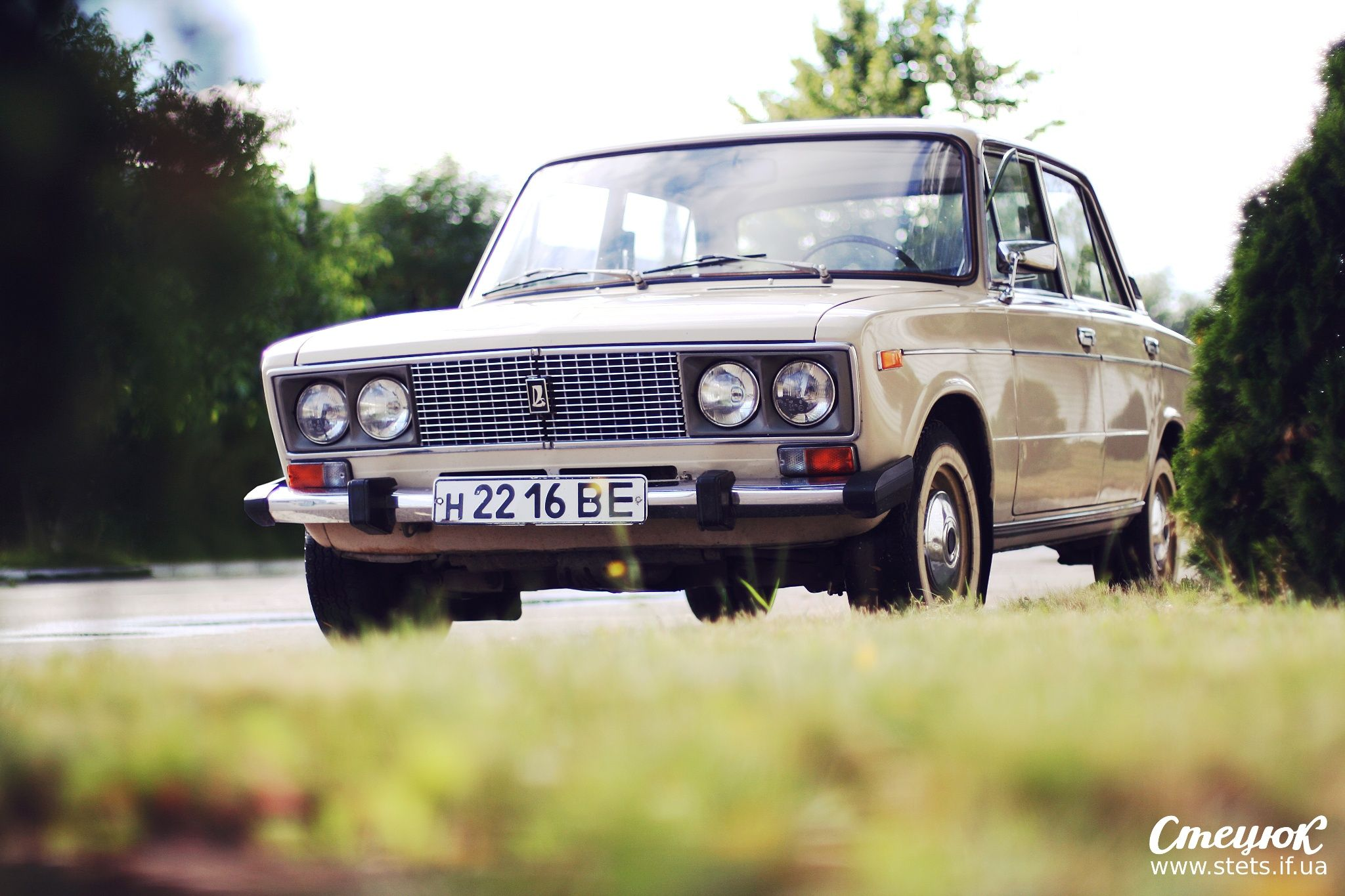 Vaz 2106 by Ivan Stetsuyk on 500px classic, old car, | Retro Rides ...