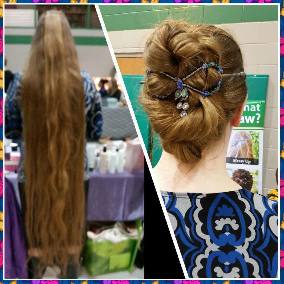 Haare mehr griff