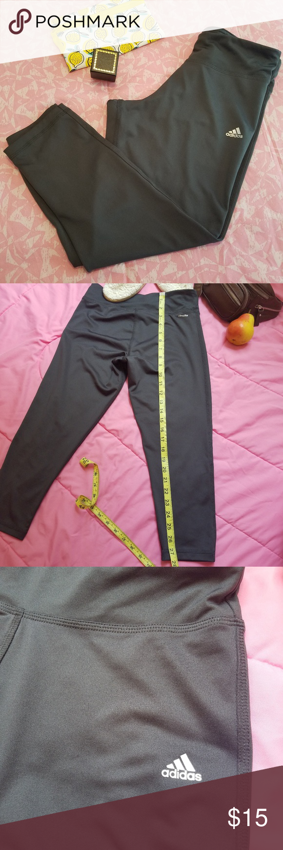 adidas leggings 11-12