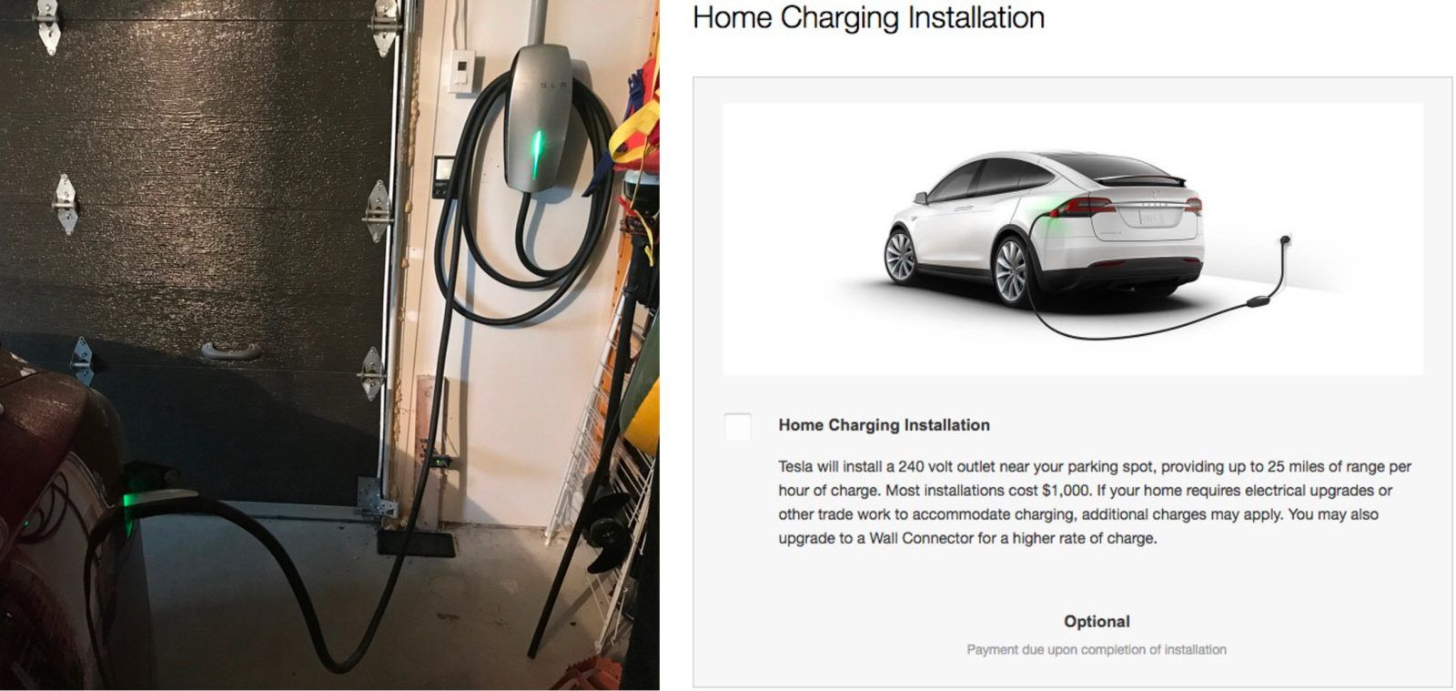 Tesla Starts Offering Home Charging Installations In Certain Markets Tesla Tesla Motors Installation