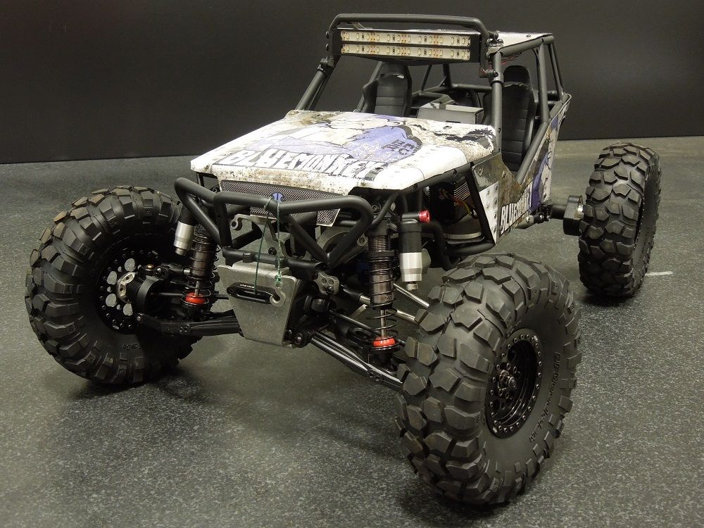 IFS Conversion for Wraith, Blue Monkey RC Rc cars, Radio