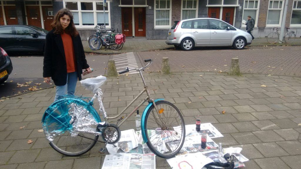 How To Paint A Bike Without Taking It Apart In 2020 Dutch Style