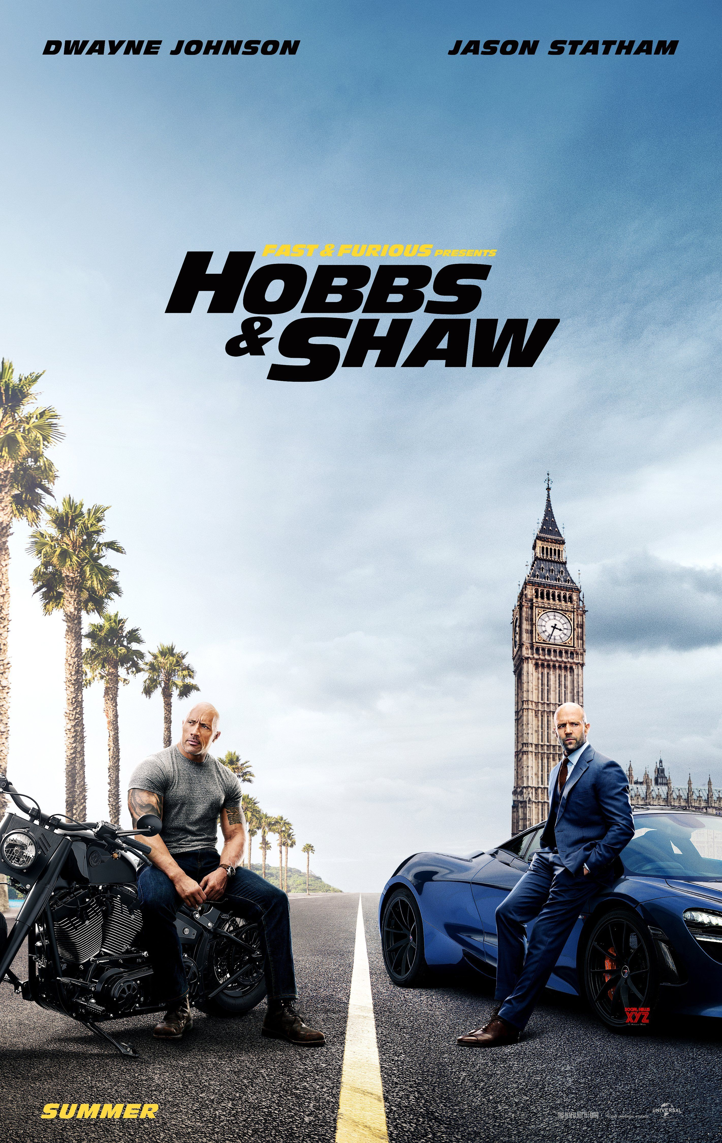 Hobbs And Shaw Movie Hd Posters Social News Xyz Fast And Furious Free Movies Online Full Movies