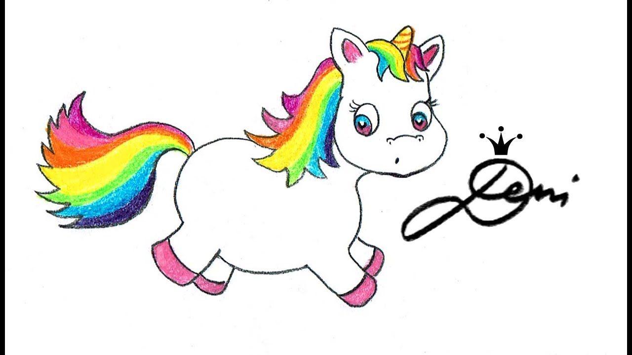 Pin By Ramona Barnes On Cartoon Coloring Books Unicorn Drawing Drawings Art For Kids