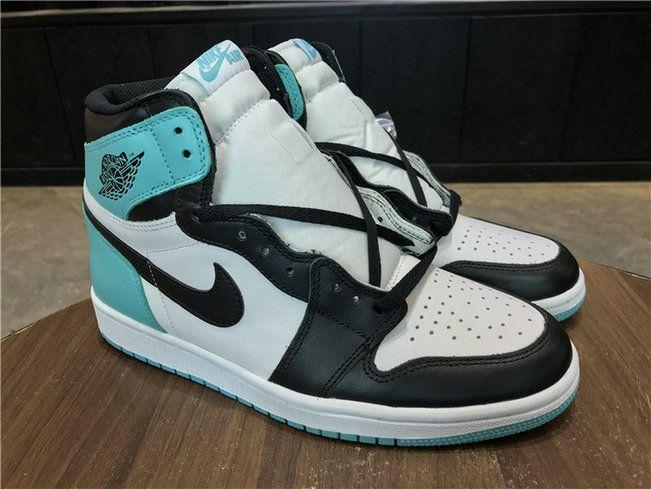 best website 24d5c aad55 Nike Air Jordan 1 Retro High Og NRG Igloo 861428 100 White Igloo Black  Cheapest and