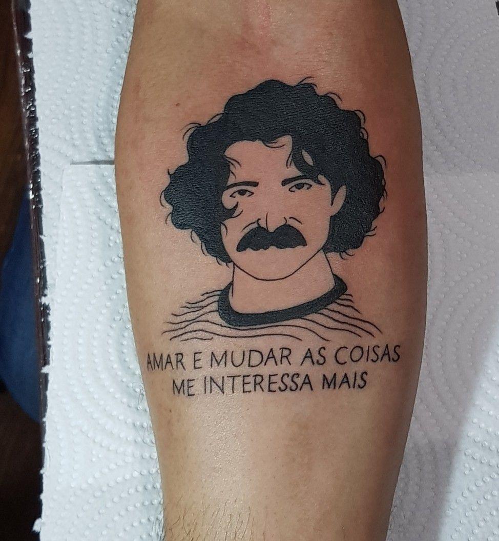 Eterno Belchior Nosso Poeta Com Imagens Tatuagem Feminista